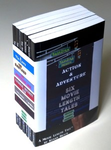 Action & Adventure - PAPERBACKS