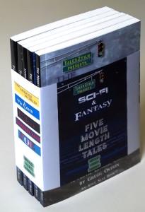 SciFi & Fantasy - PAPERBACKS