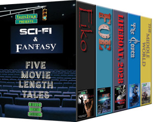 SciFi and Fantasy box set